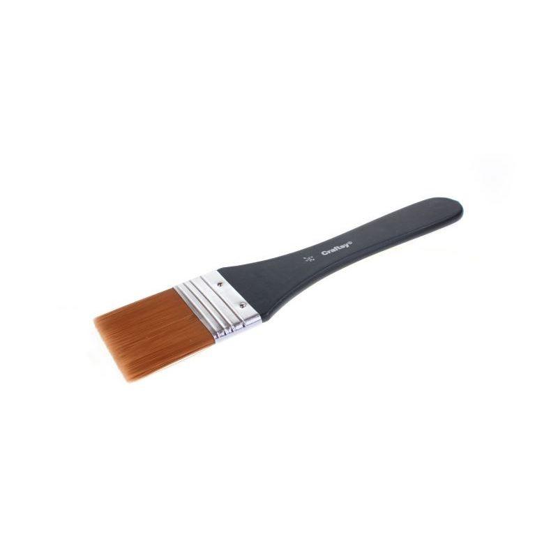 Eko İpek Zemin Fırçası Siyah 2 CM