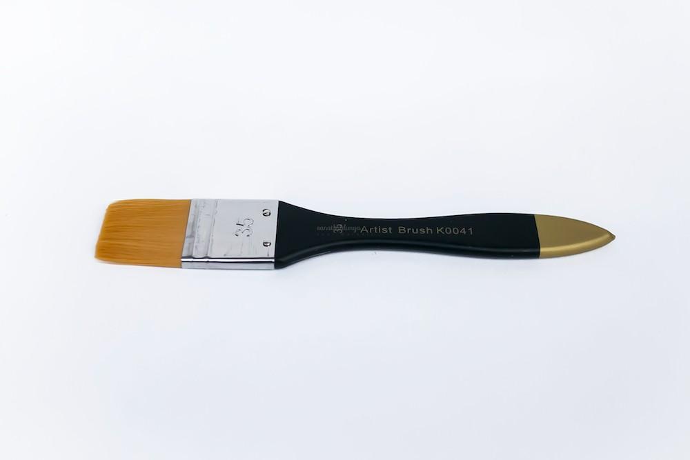 İpek Sarı Zemin Fırçası - Artist Brush K41 511