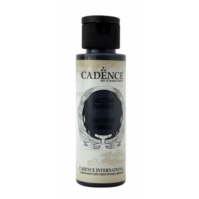 Siyah Cadence Eskitme Pudrası 70ML(cc) 707