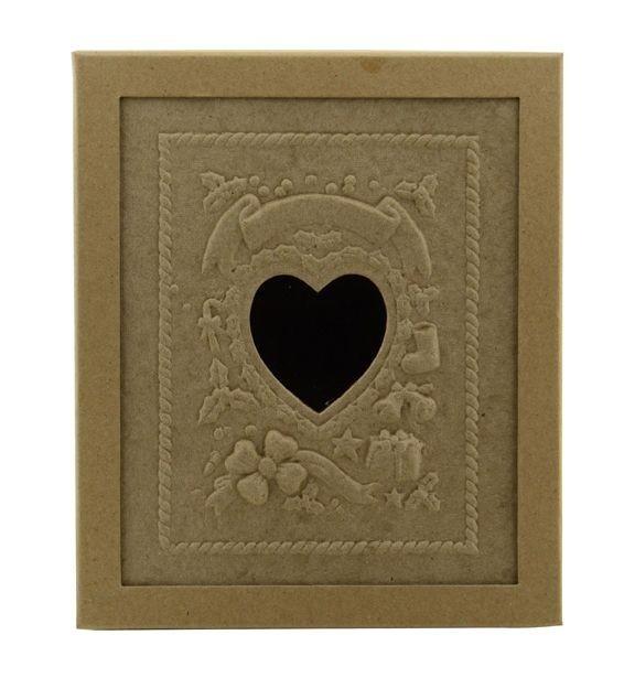 Kabartmalı Karton Kutu - KK10