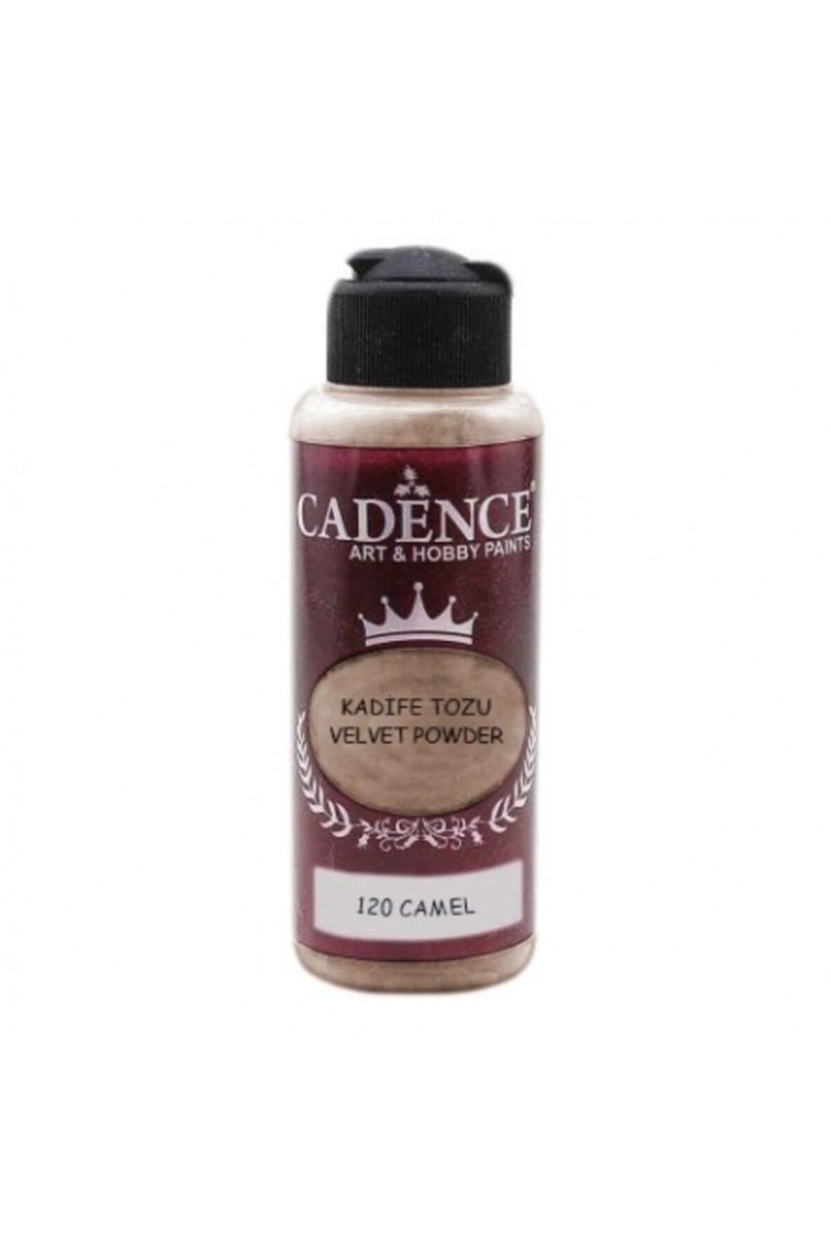 Cadence Kadife Tozu Camel 120