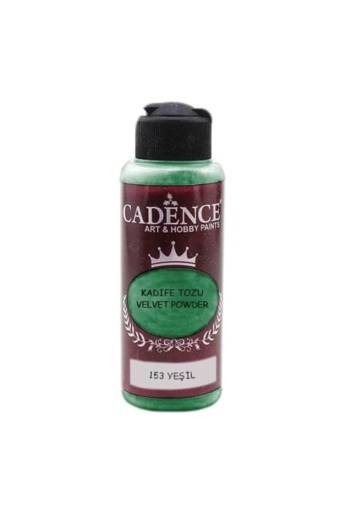 Cadence Kadife Tozu Yeşil 153