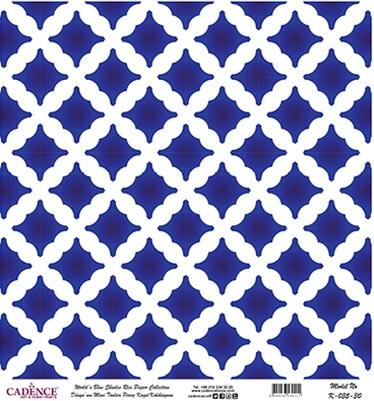 Yıldız Desen Cadence Pirinç Dekopaj  - K035