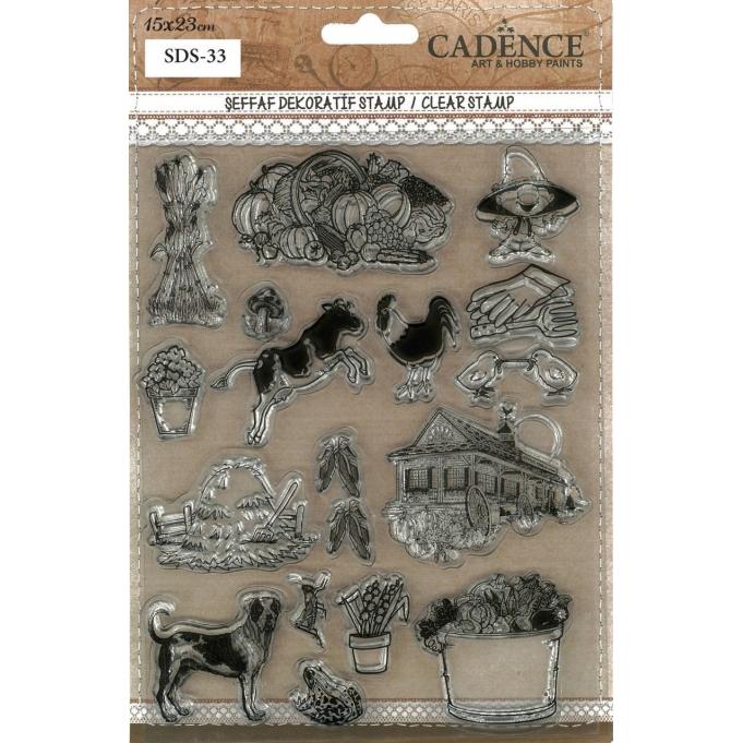 SDS33 Silikon Stamp