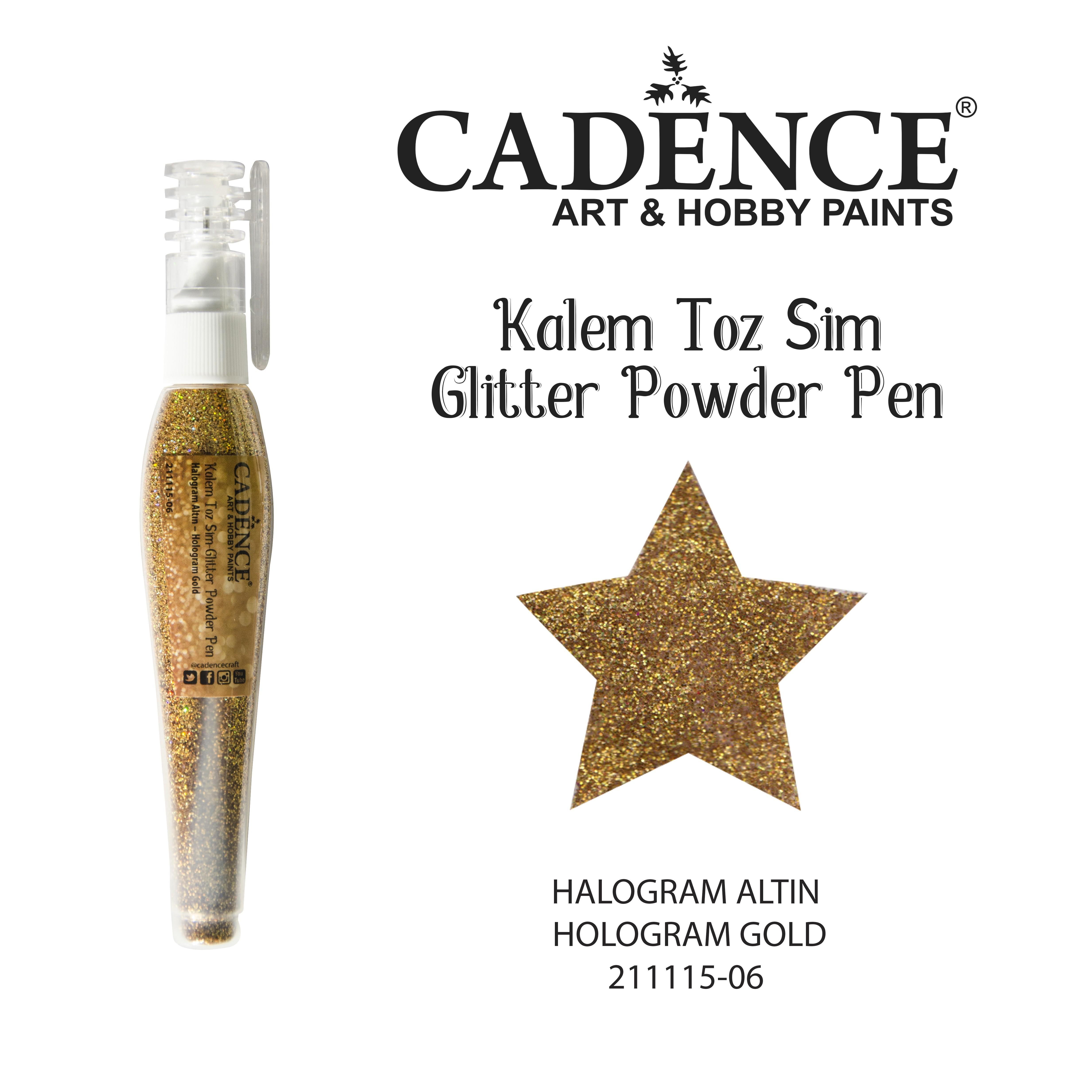 Kalem Toz Sim - Halogram Altın