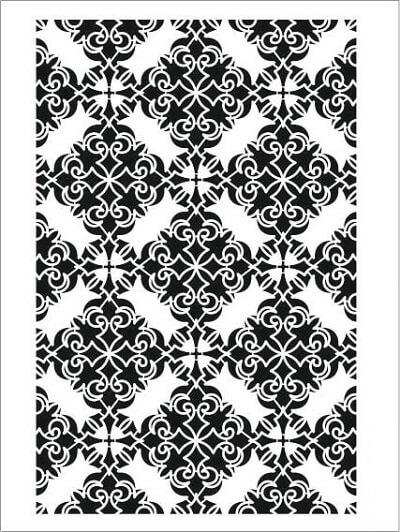 Cadence Arkaplan Stencil NBS-02 (15x20)