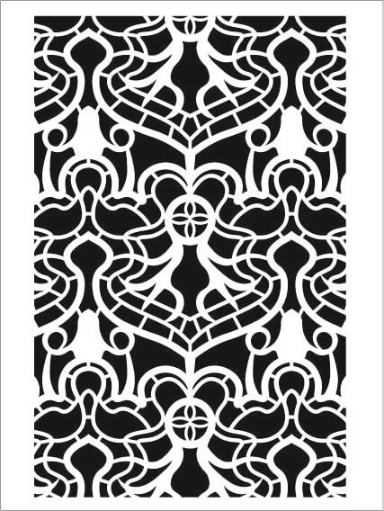 Cadence Arkaplan Stencil NBS-10 (15x20)