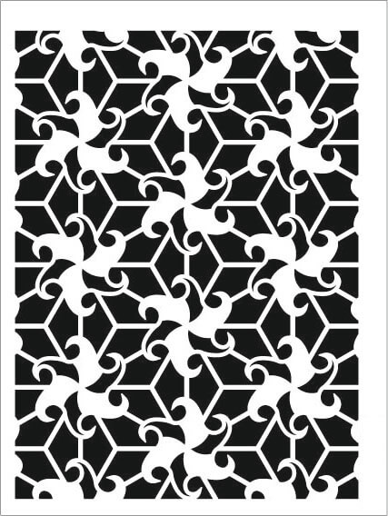 Cadence Arkaplan Stencil NBS-16 (15x20)