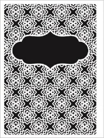 Cadence Arkaplan Stencil NBS-18 (15x20)