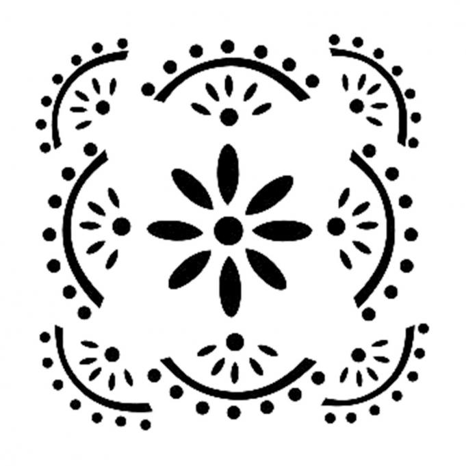 BN148 25x36 BN Serisi Stencil