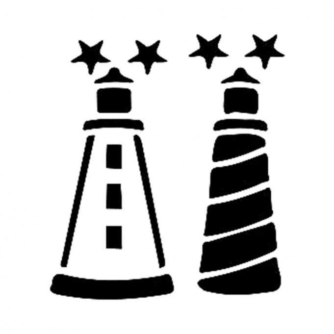 Cadence Deniz Feneri Stencil D55 15*20 Boyut