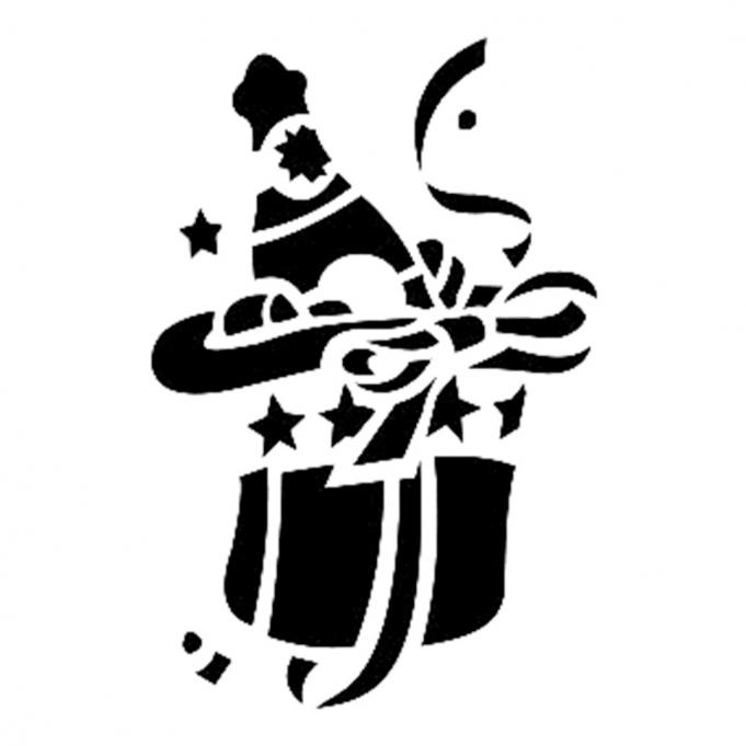 Cadence Stencil | Cadence Boya | Cadence Fırça |