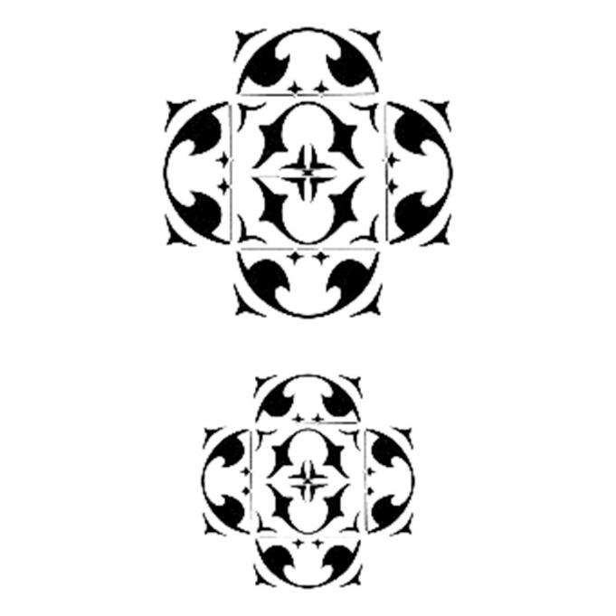 Cadence Stencil D197 15*20 Boyut