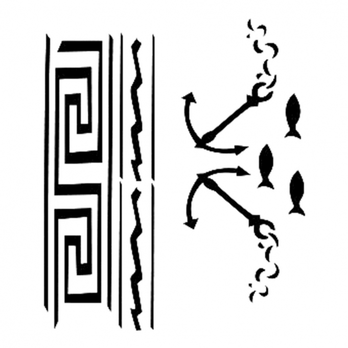 Cadence Stencil D50 15*20 Boyut