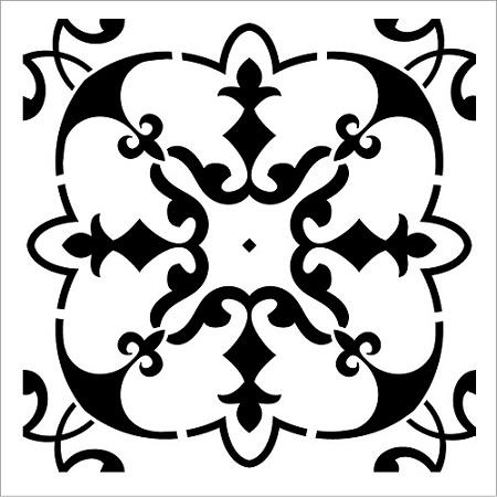 Cadence Fayans Stencil TCS-03 (30 x 30)
