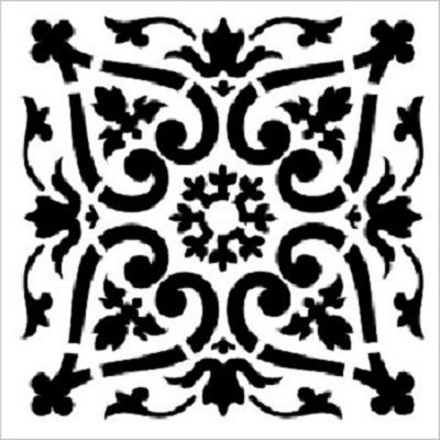 Cadence Fayans Stencil TCS-06 (30 x 30)