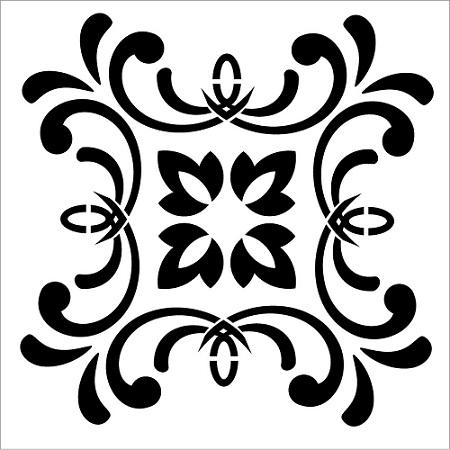 Cadence Fayans Stencil TCS-07 (30 x 30)