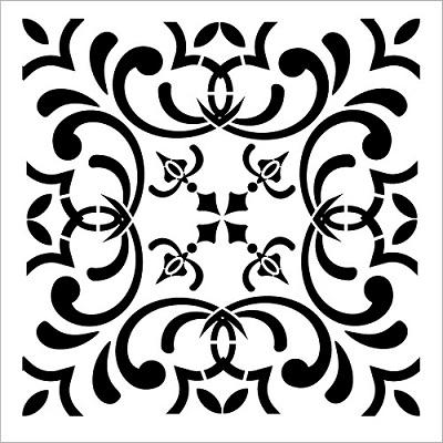 Cadence Fayans Stencil TCS-11 (30 x 30)