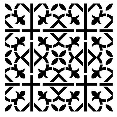 Cadence Fayans Stencil TCS-13 (30 x 30)