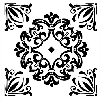 Cadence Fayans Stencil TCS-20 (30 x 30)