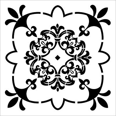 Cadence Fayans Stencil TCS-21 (30 x 30)