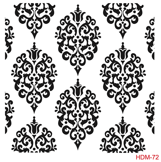Cadence Home Dekor Stencil HD072 ( 45 x 45 )