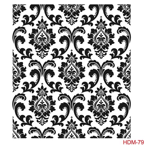 Cadence Home Dekor Stencil HD079 ( 45 x 45 )