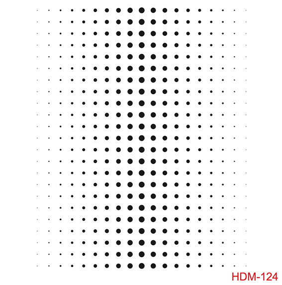 Cadence Home Dekor Stencil HDM124 ( 25 x 25 )