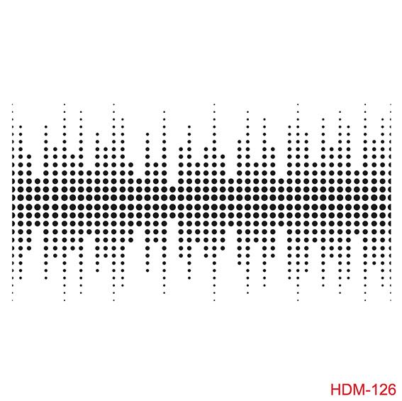Cadence Home Dekor Stencil HDM126 ( 25 x 25 )