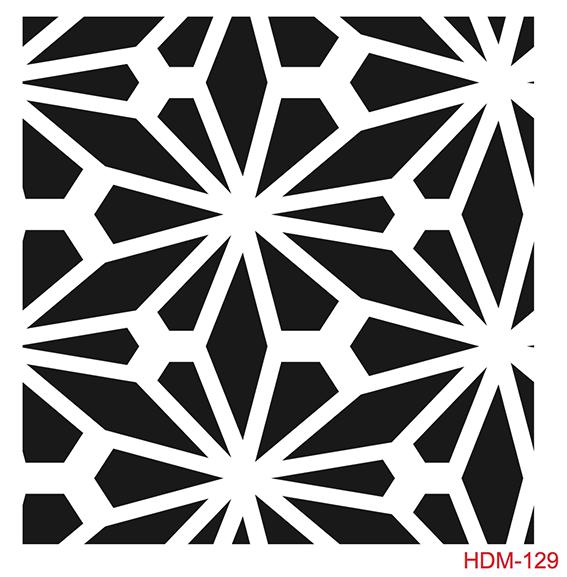 Cadence Home Dekor Stencil HDM129 ( 25 x 25 )