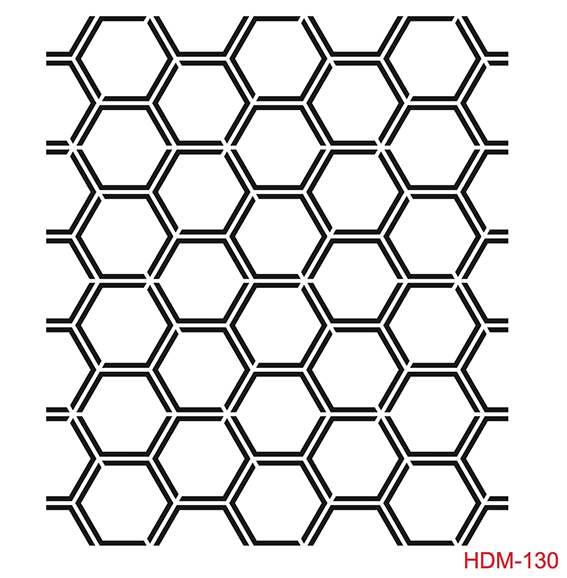 Cadence Home Dekor Stencil HDM130 ( 25 x 25 )