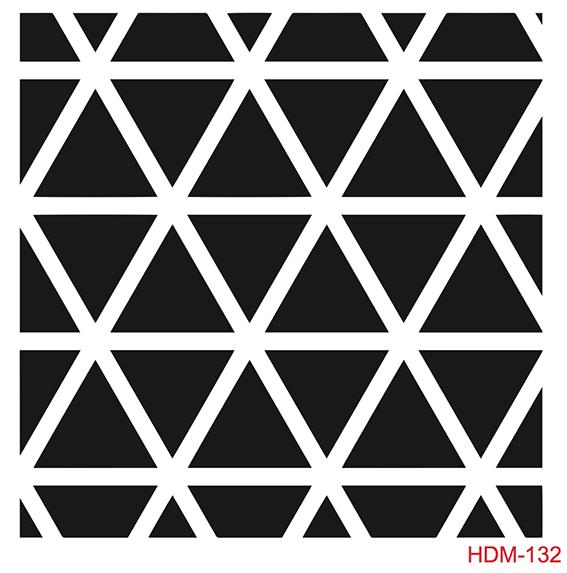 Cadence Home Dekor Stencil HDM132 ( 25 x 25 )