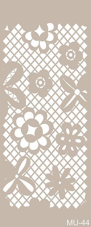 MU44 Mix Media Stencil