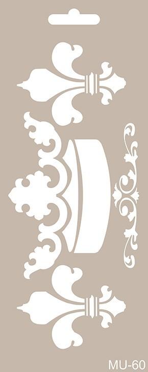 MU60 Mix Media Stencil