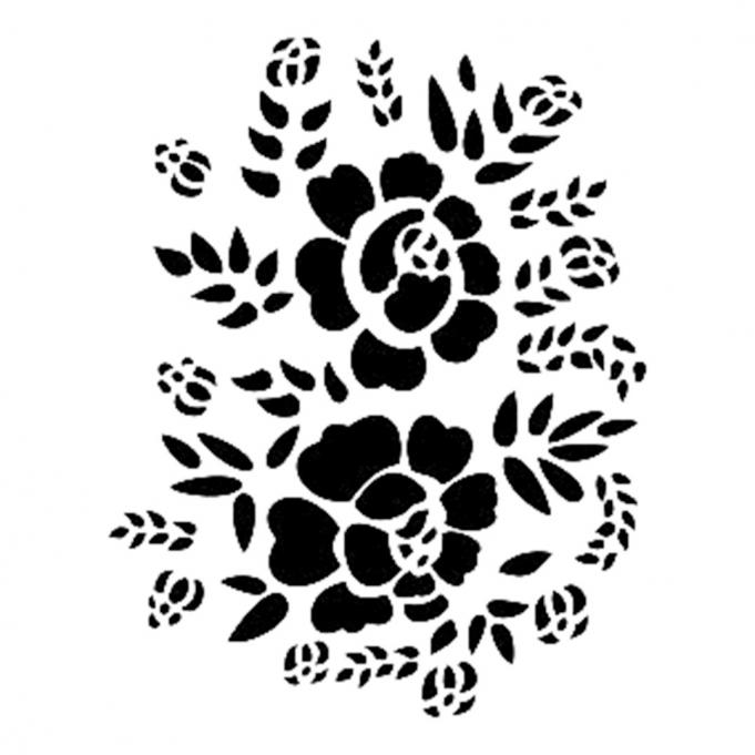 Özel08 25x35 Özel Seri Stencil