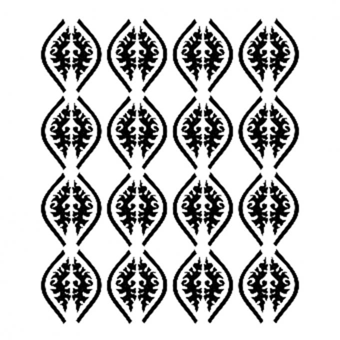 Özel14 25x35 Özel Seri Stencil