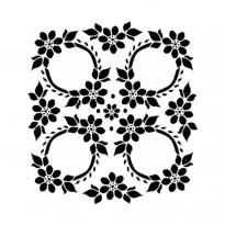 SN01 25x35 Stencil