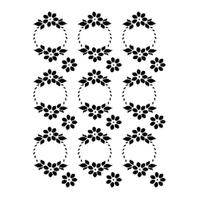 SN05 25x35 Stencil