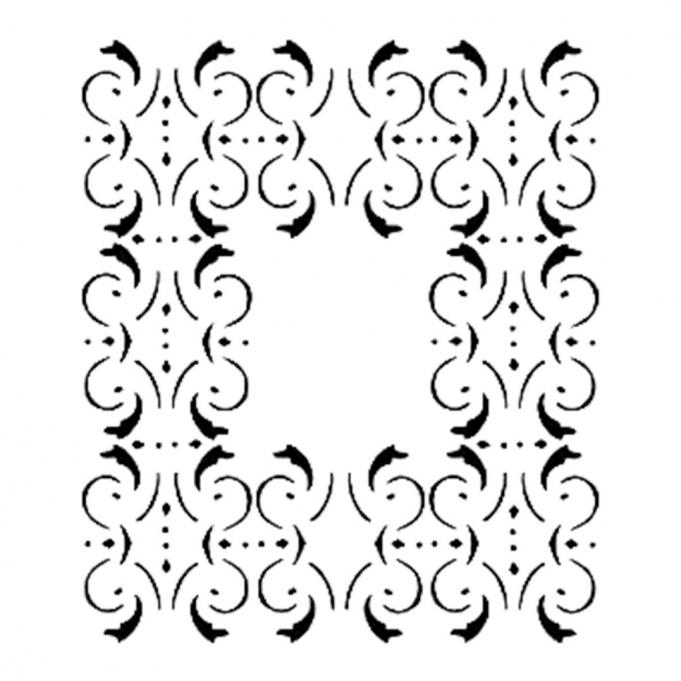 SN09 25x35 Stencil