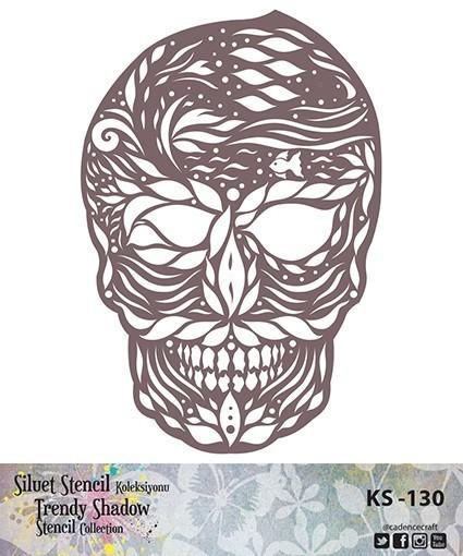 KS130 Silüet Stencil