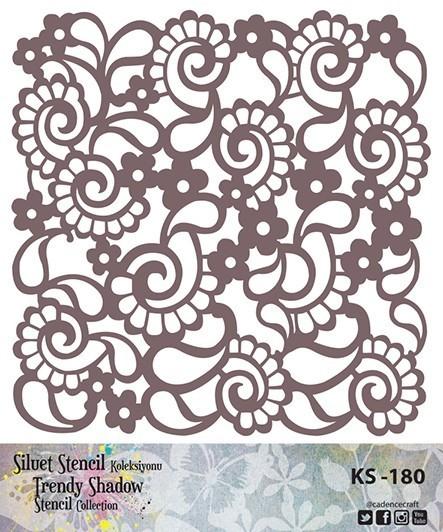 KS180 Silüet Stencil