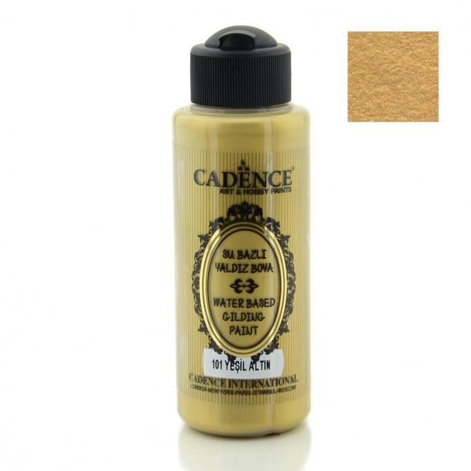 101 Yeşil Altın-Yaldız Boya 120ML(cc) fiyatları