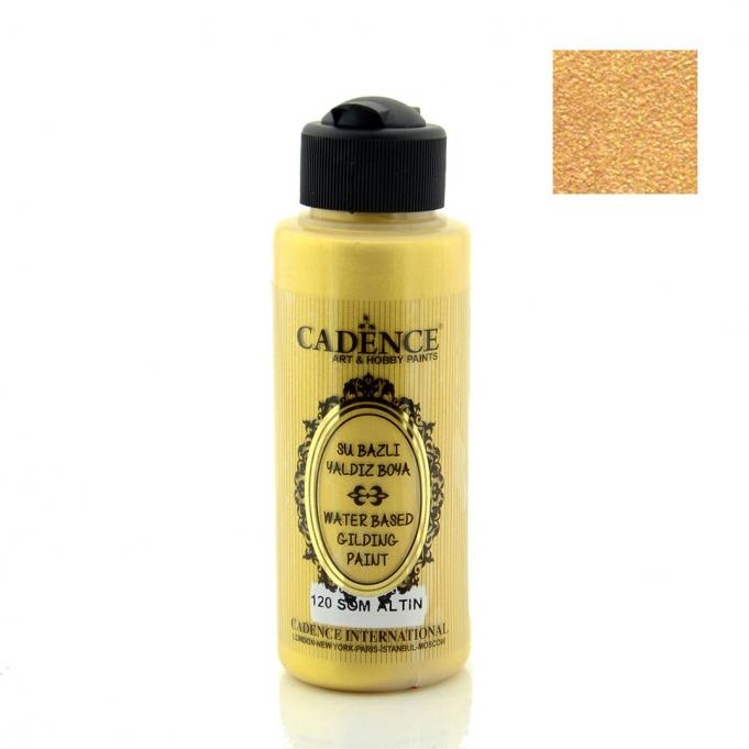 120 Som Altın-Yaldız Boya 120ML(cc)